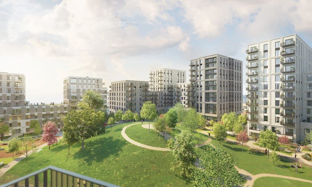 Approximate view for plot 232
