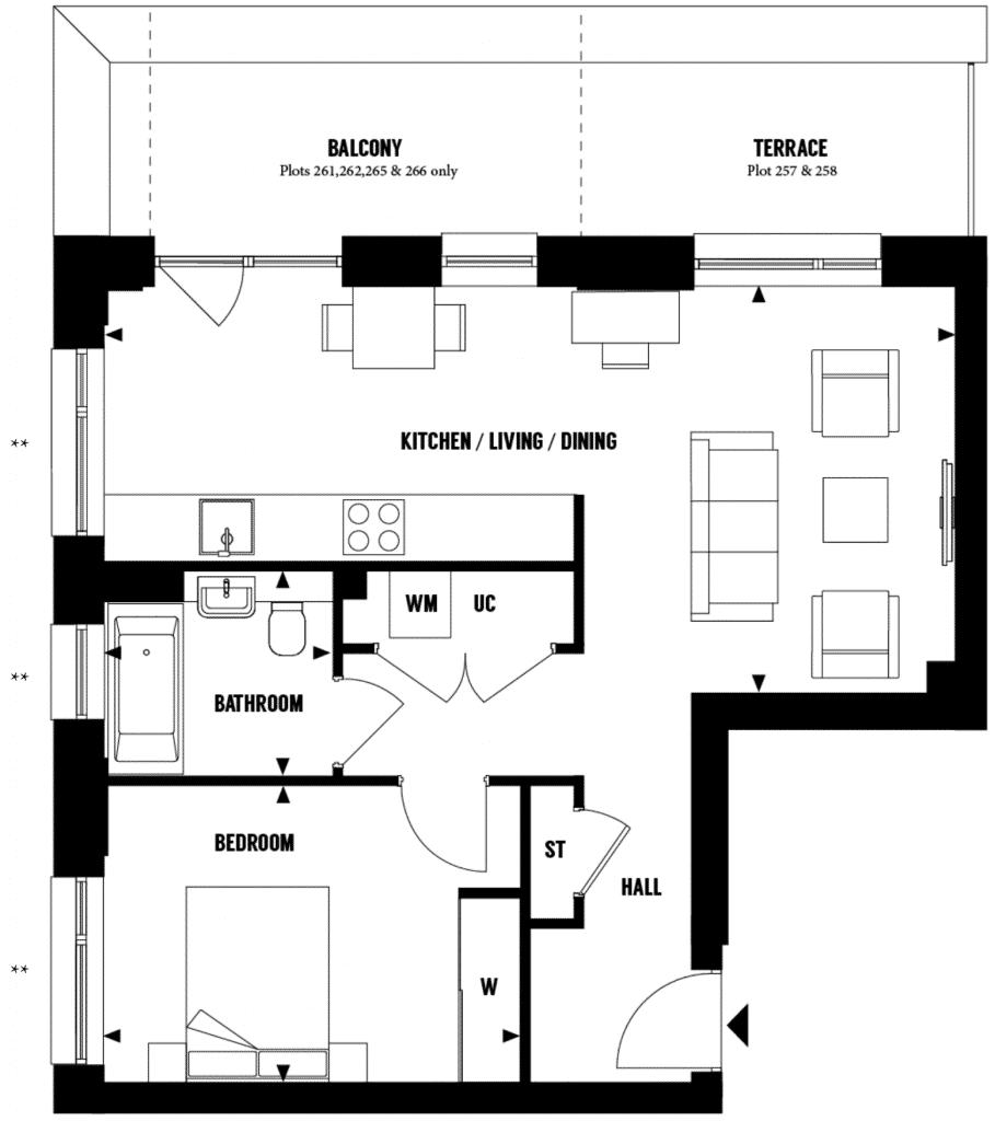 the-sentinal-floorplan