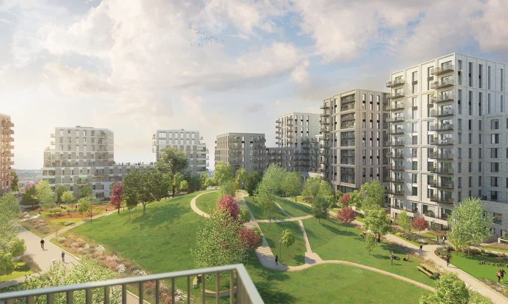 Approximate view for plot 242