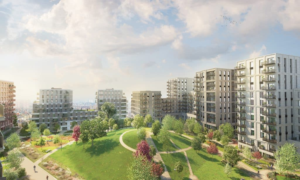 Approximate view for plot 250